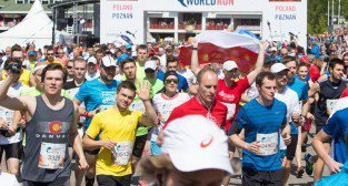 Wings For Life World Run - Poznań 2015