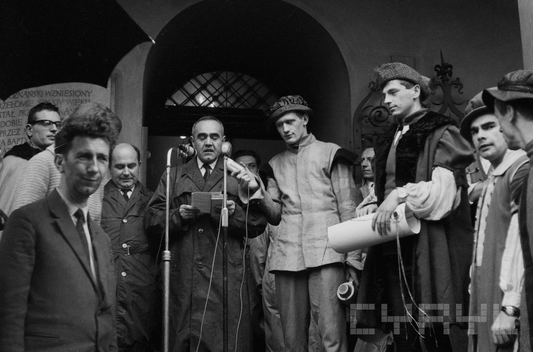 Otwarcie Junwenaliow - 7 maja 1966