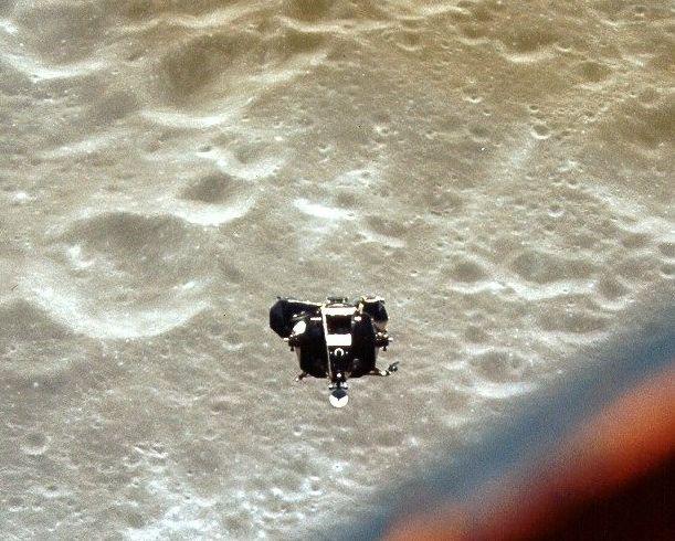Apollo_10 Moduł księżycowy