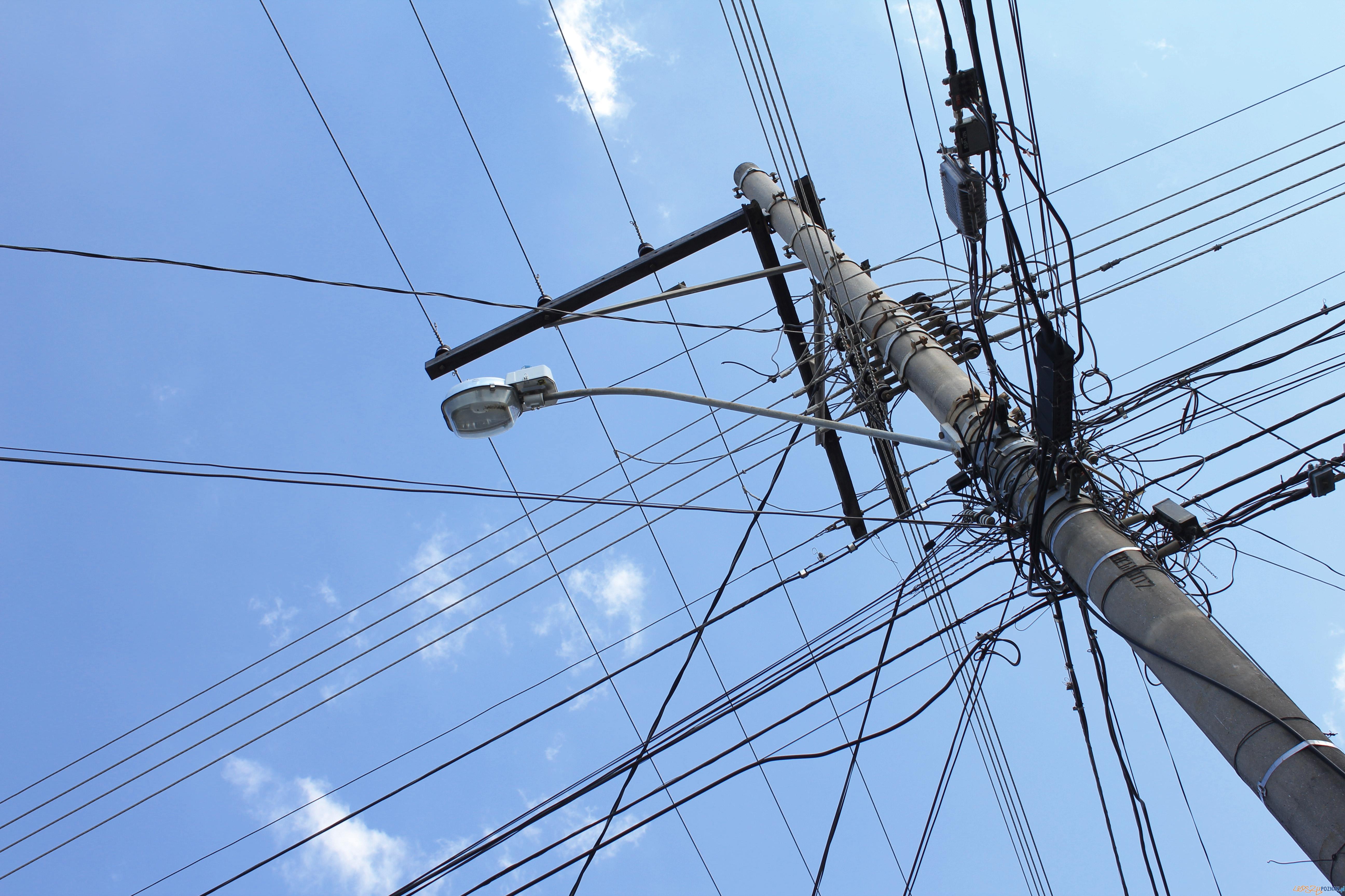 Linie energetyczne  Foto: sxc.hu / Ale Paiva