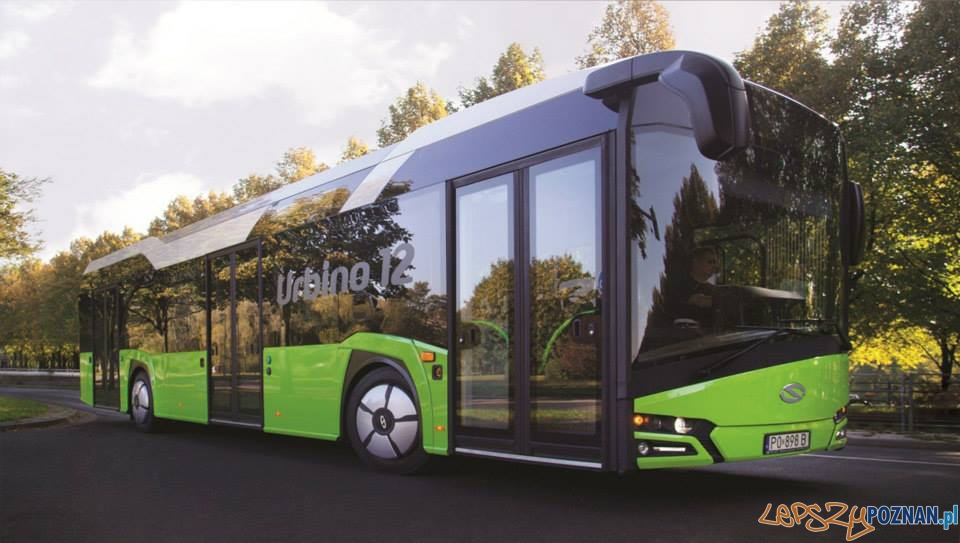 solaris urbino 12  Foto: Solaris Bus & Coach