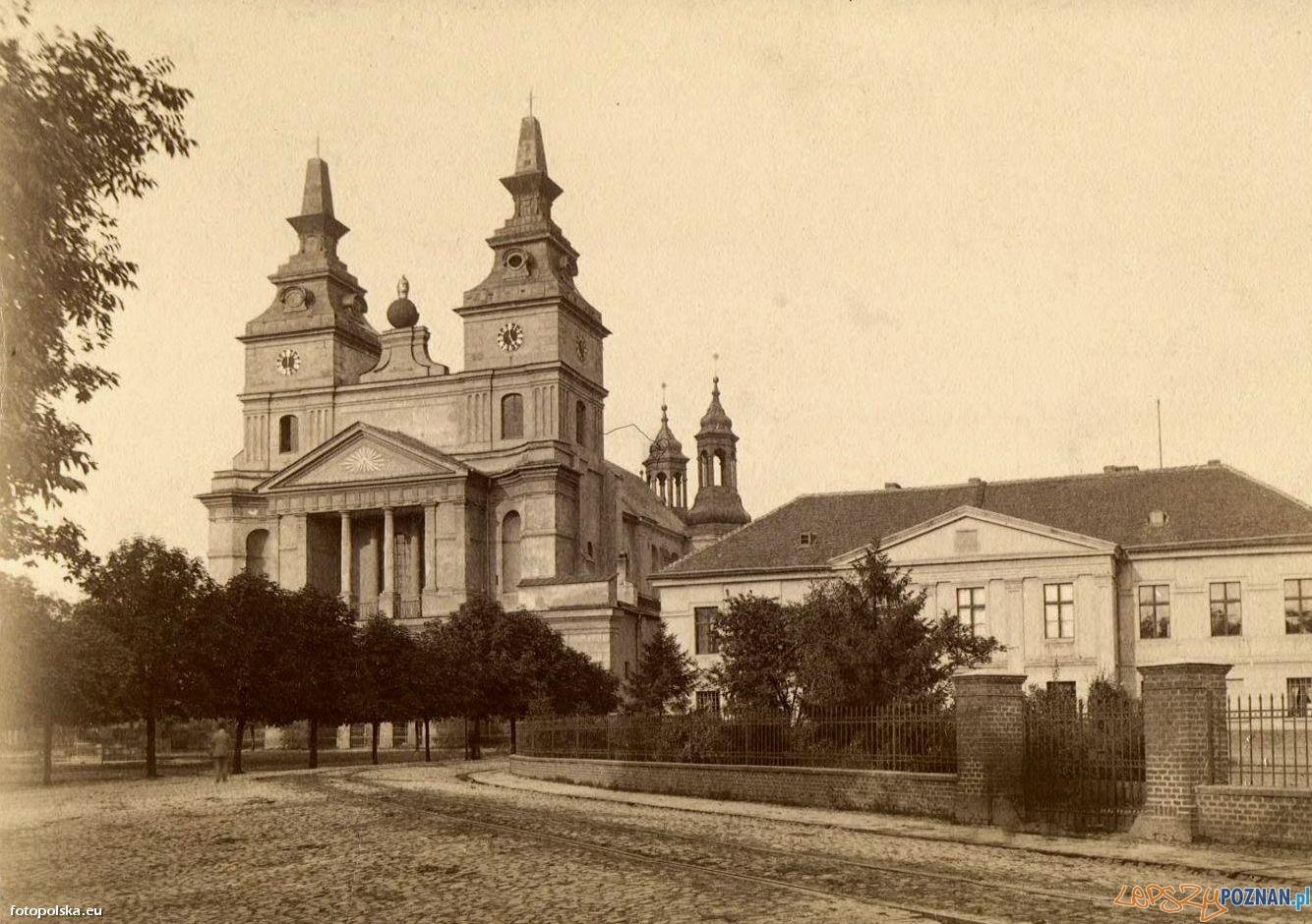 Katedra 1886-1888 Foto: fotopolska