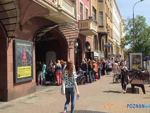 Bilet za 250 grosz Foto: Teatr Nowy