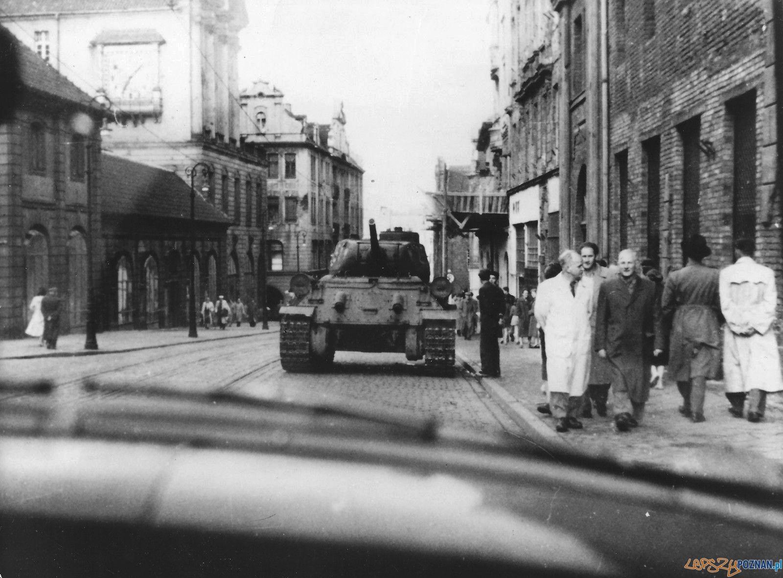 czerwiec 1956 - ul. Paderweskiego