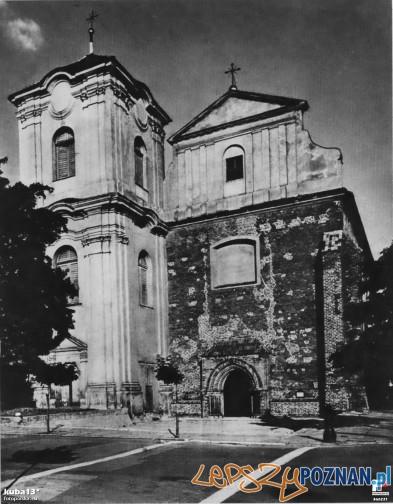 Kościół Jezuitów przy ulicy Szewskiej
