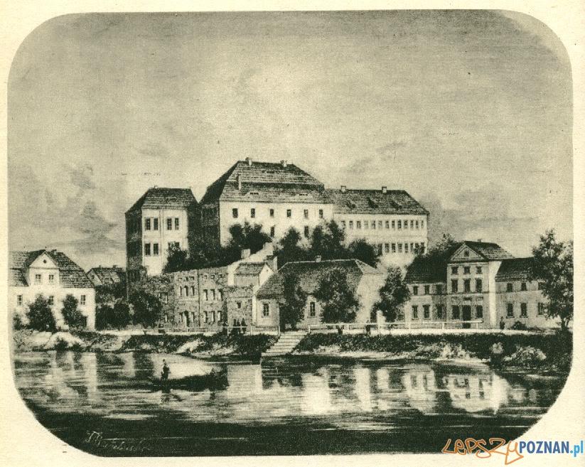 Plac Wielkopolski 1863