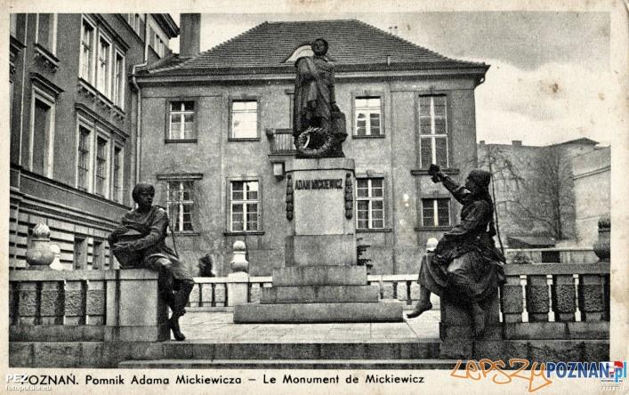 Pomnik Mickiewicza na MArcinie