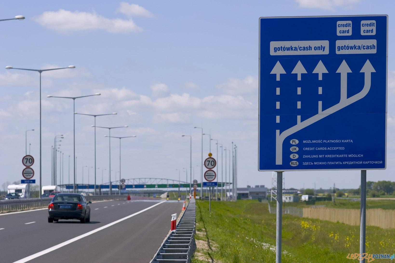 Autostrada Wielkopolski A2  Foto: materiały informacyjne