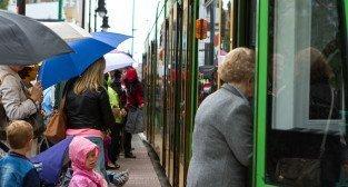 Przystanek tramwajowy