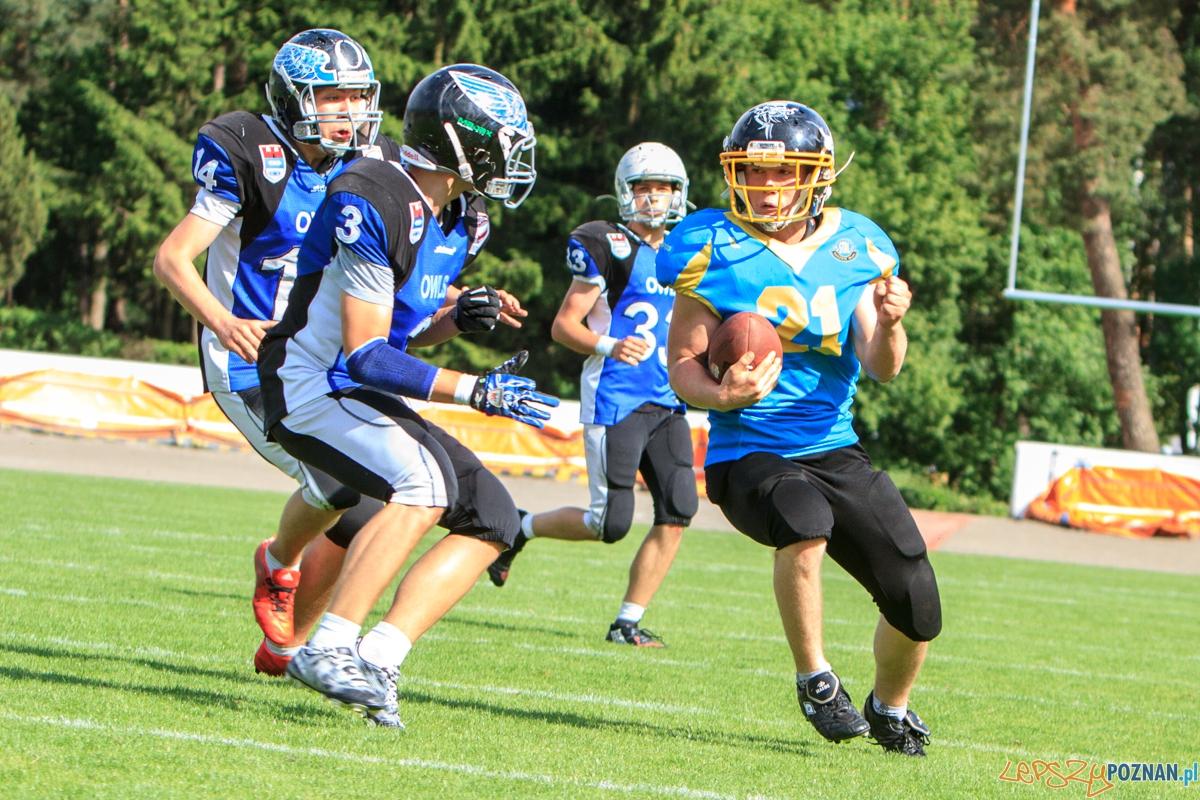 4. Turniej Finałowy Juniorów PLFA J-8 - 20.06.2015 r.  Foto: LepszyPOZNAN.pl / Paweł Rychter