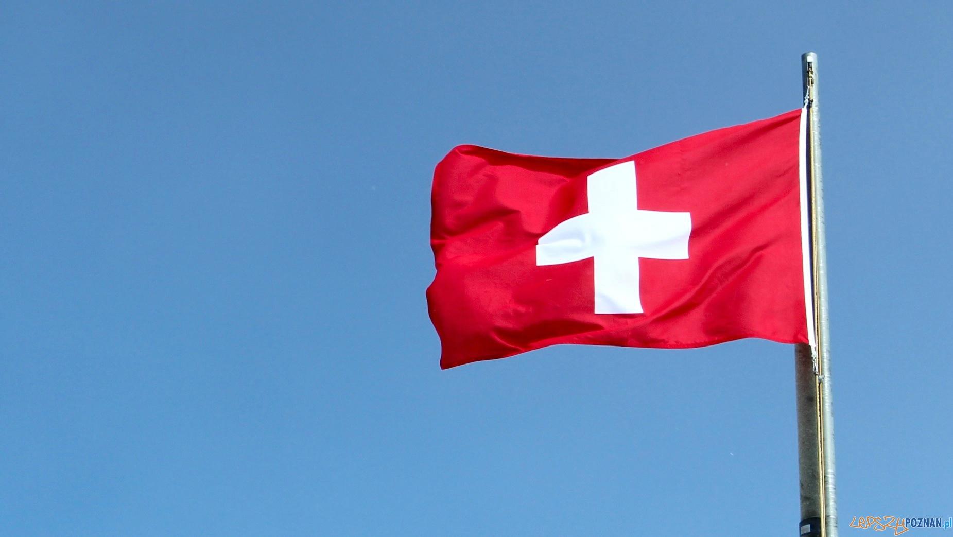Flaga Szwajcarii  Foto: sxc