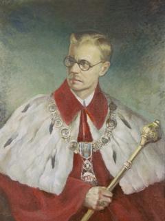 Antoni Peretiatkowicz - rektor UP