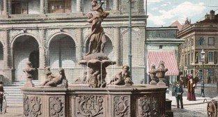 Fontanna Prozerpiny 1905-15