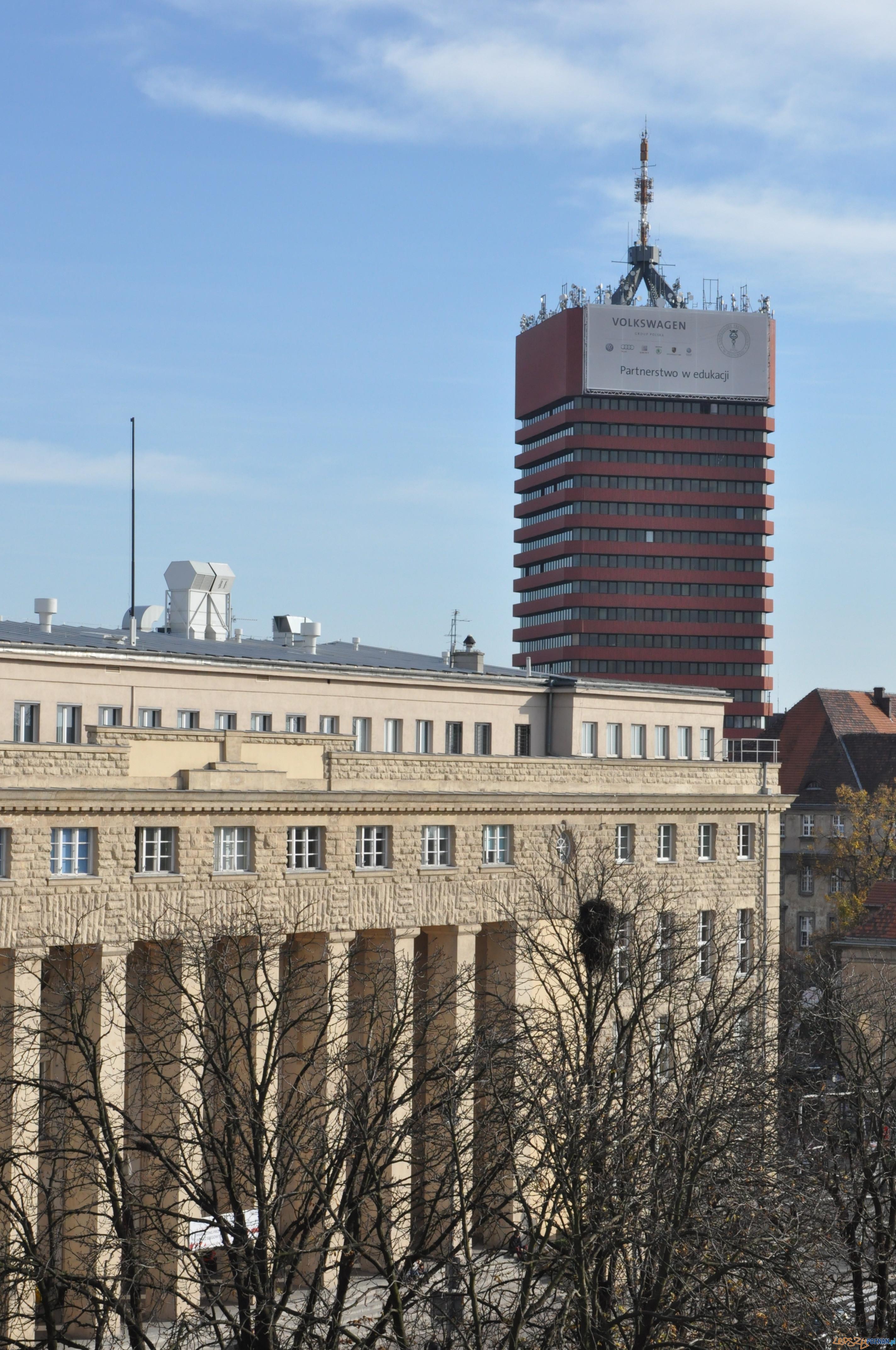Uniwersytet Ekonomiczny w  Poznaniu  Foto: UEP