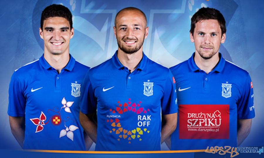 Wybieramy koszulki na mecz rewanżowy z FC Basel  Foto: