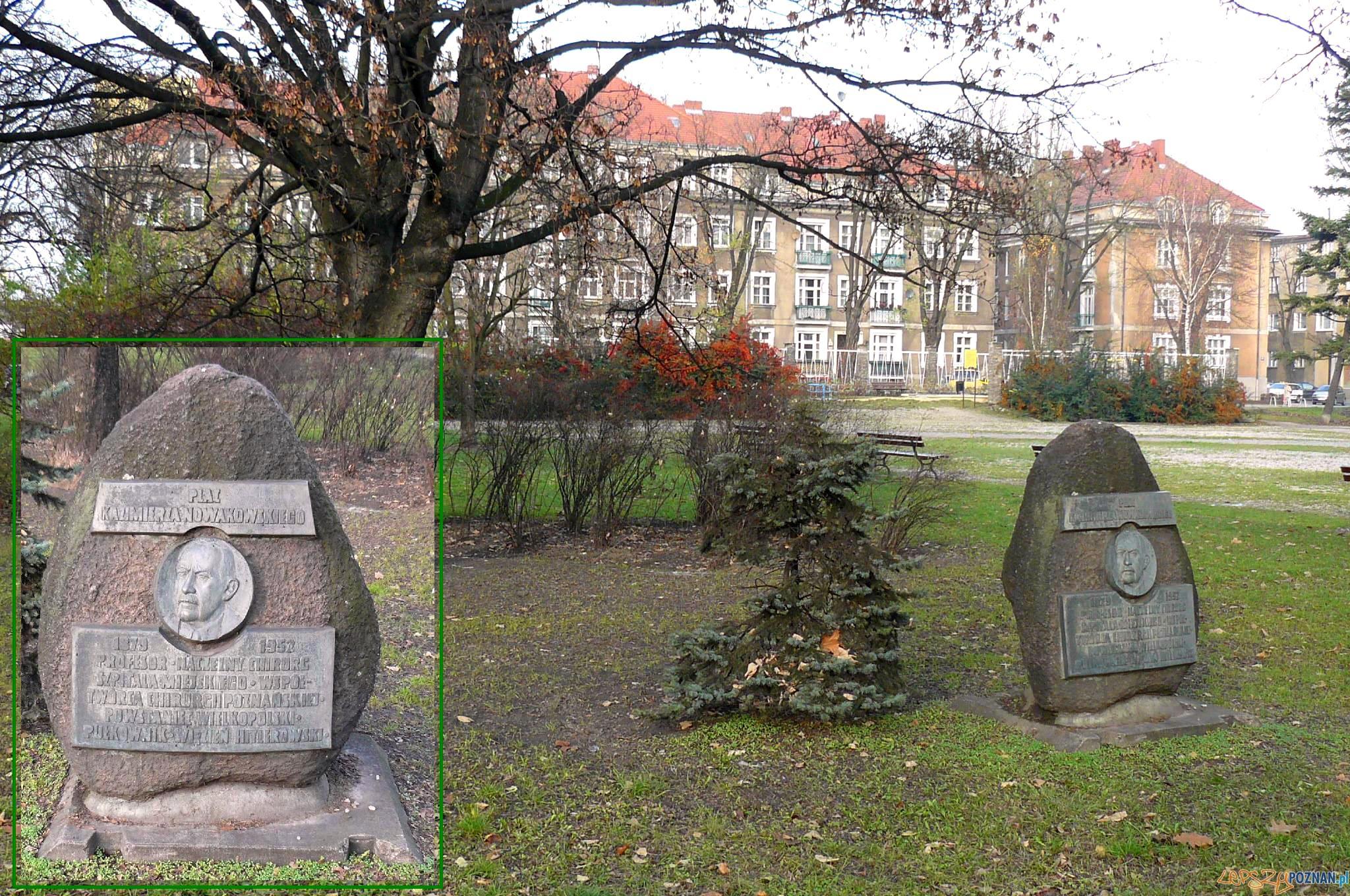 Głaz Kazimierza Nowakowskiego