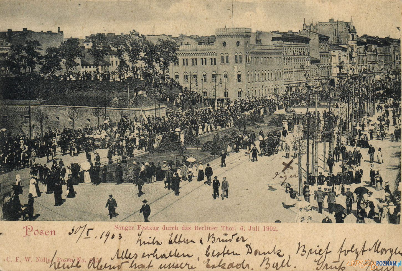 6 lipca 1902 Zjazd Śpiewaczy w Poznaniu