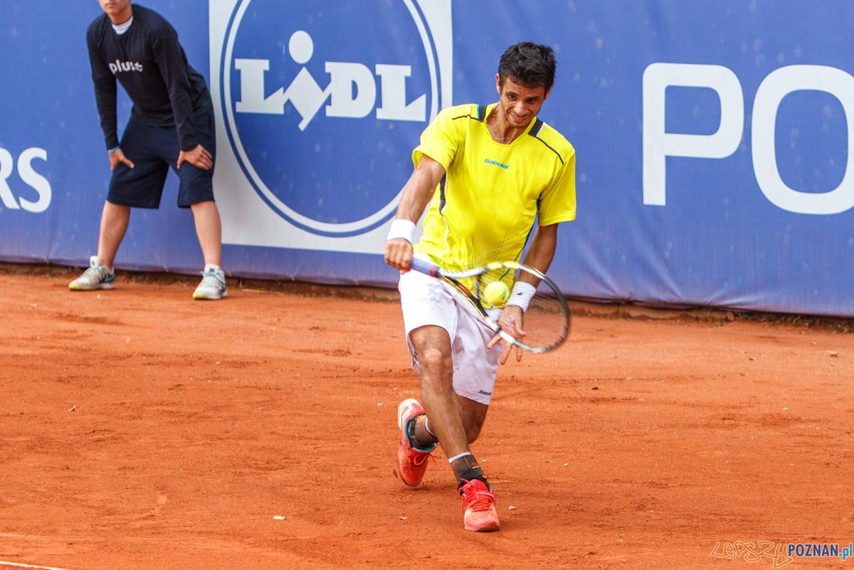 Rogeiro Dutra Silva (BRA) - Poznań Open 2015  Foto: LepszyPOZNAN.pl / Paweł Rychter