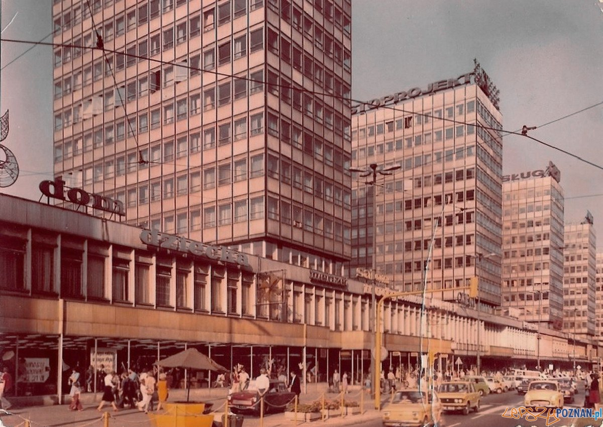 Domy Towarowe Alfa - 1977