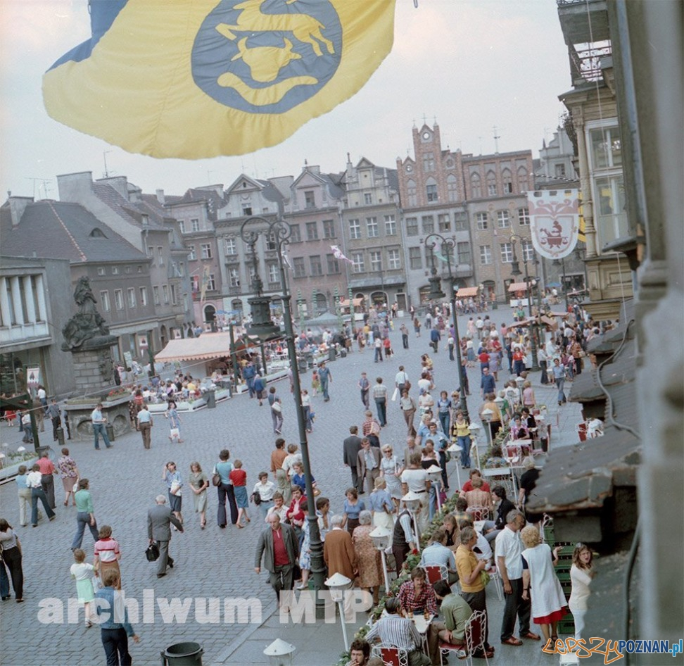 Jarmark 1978 (2)  Foto: Archiwum MTP