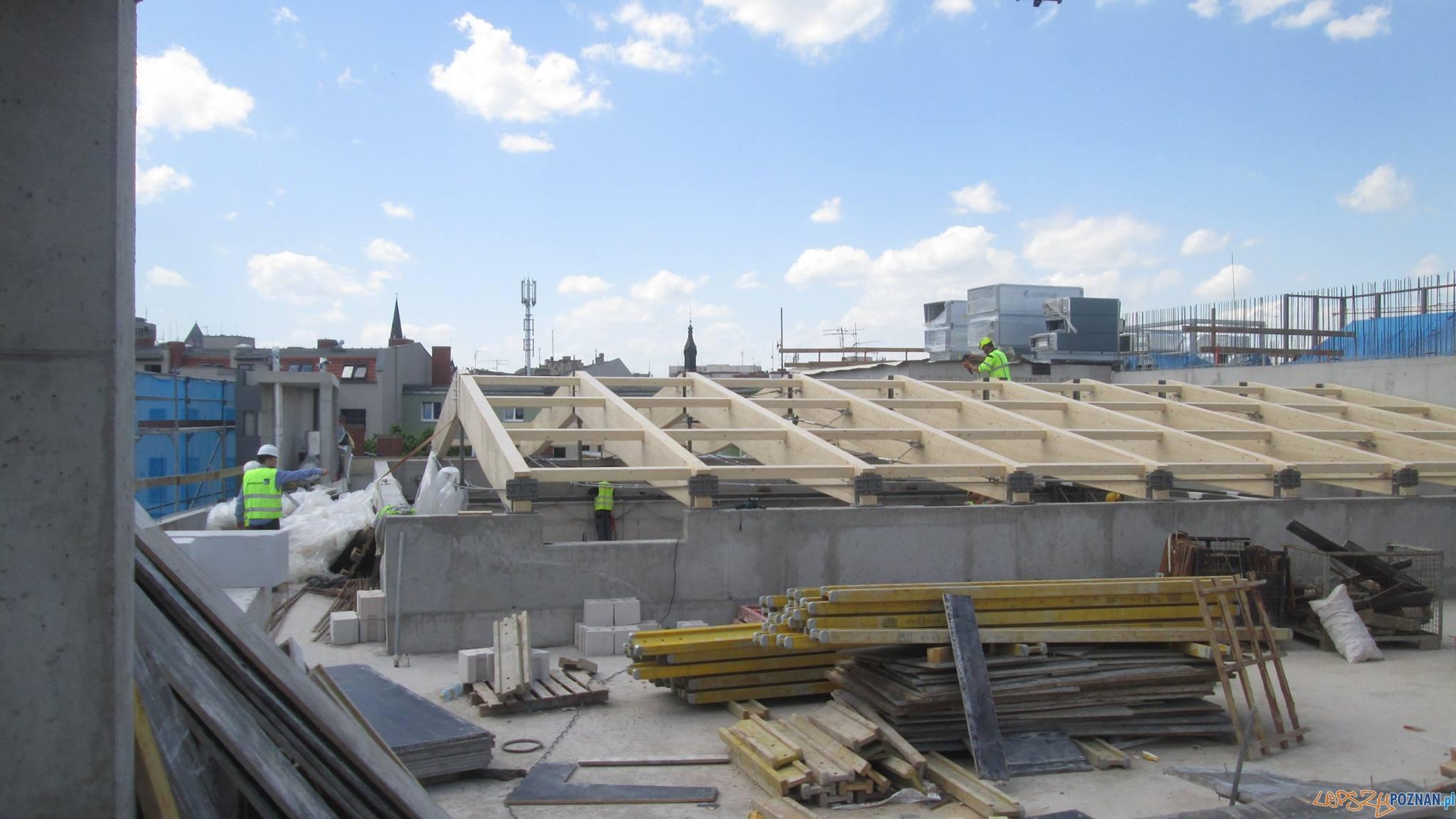 Coraz bliżej końca rozbudowy budynku UAP  Foto: UAP
