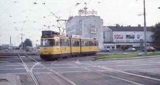 Tramwaj Holandia Kaponiera 1993