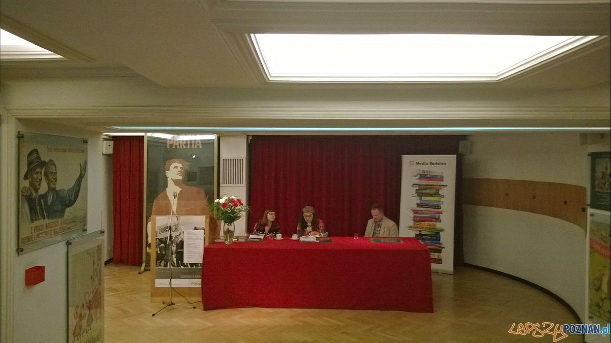 Spotkanie promujace ksiaze Piotra Bojarskiego