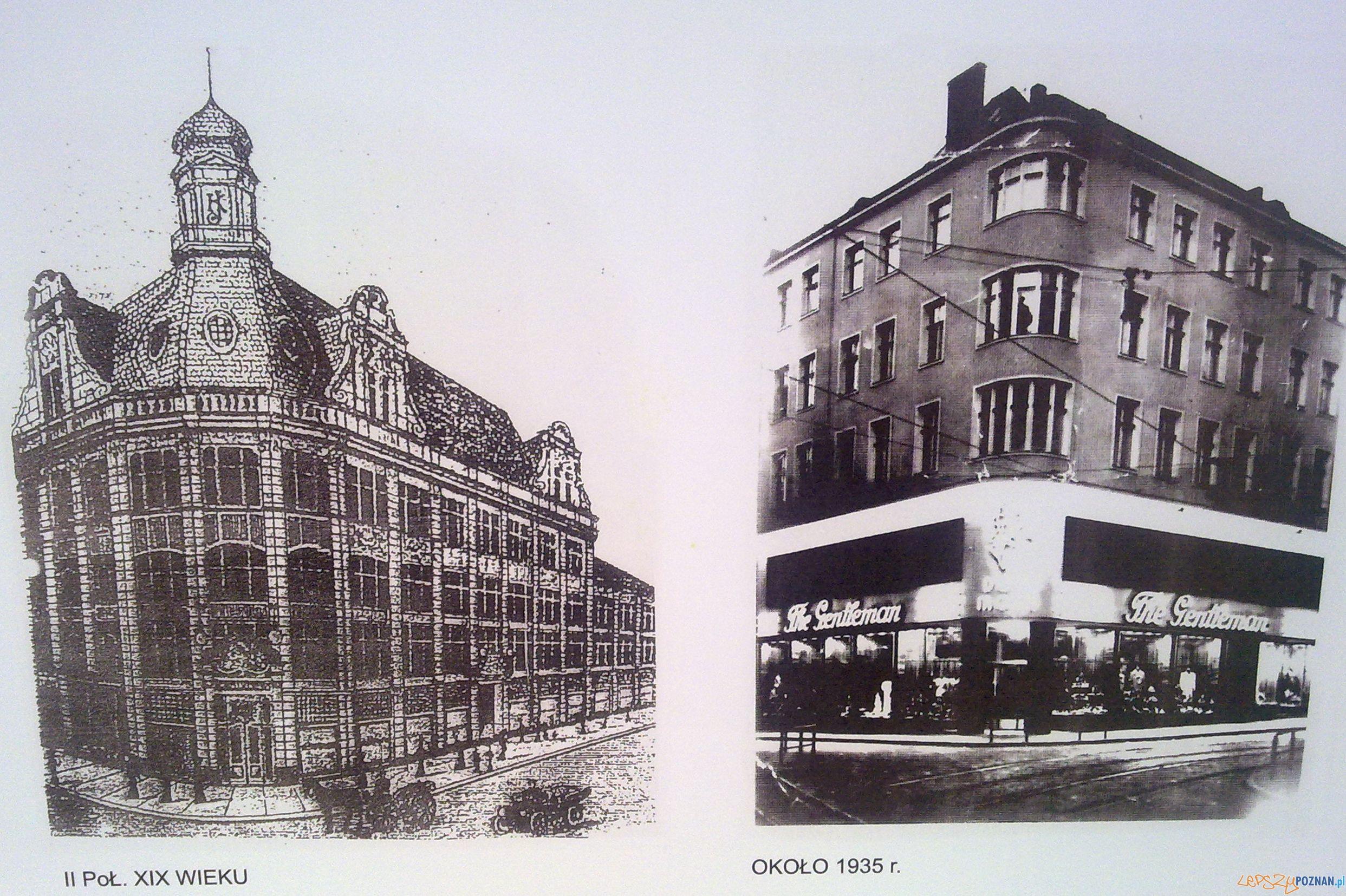 Stary Rynek Paderewskiego - dom handlowy