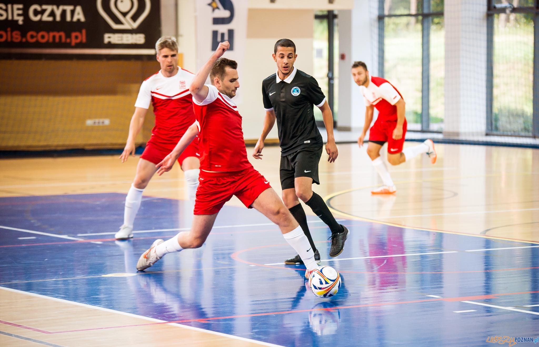 Akademickie Mistrzostwa Europy w Futsalu 2015  Foto: materiały prasowe