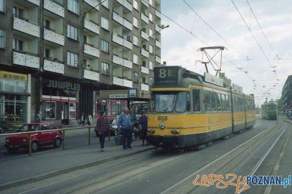 Tramwaj holenderski 1994  Foto: