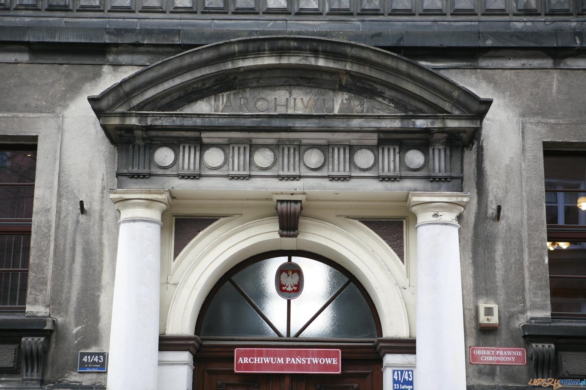 Archiwum Państwowe w Poznaniu
