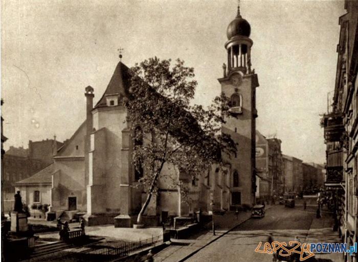 Ulatowski - Kościół Św. Marcina 1926