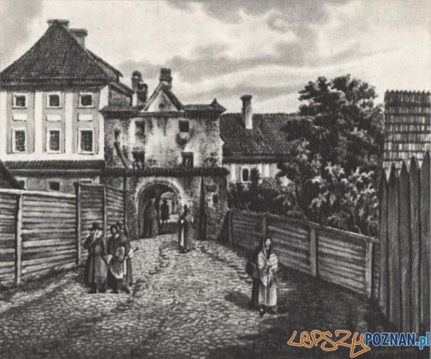 Ciemna Bramka 1835-1845