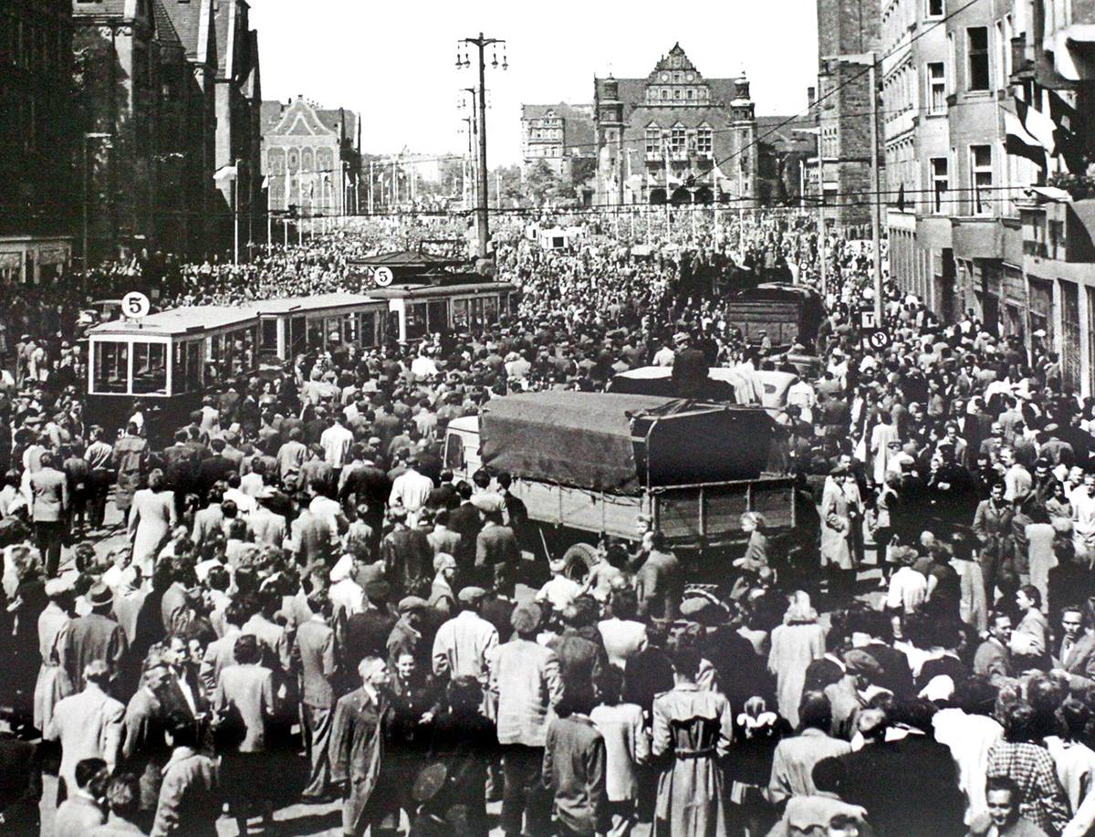 Św. Marcin 1956