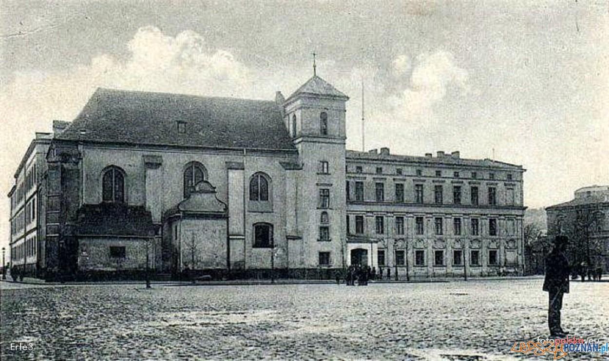 Kościół Przemienienie Pańskiego na Długiej (1898)