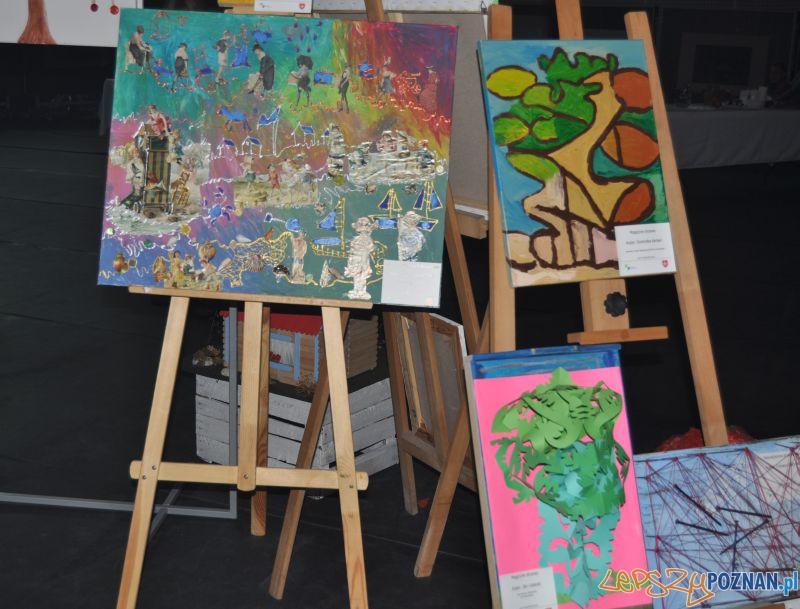 III Powiatowy Przegląd Twórczości Artystycznej Osób Niepełnosprawnych Zlot Talentów  Foto: