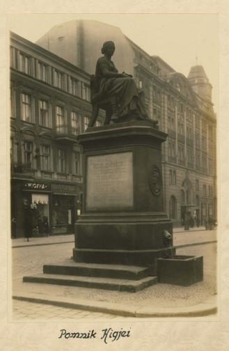 Studzienka Hygei Lata 30-te XX w. B.R.