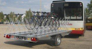 Autobusy przyjazne rowerom