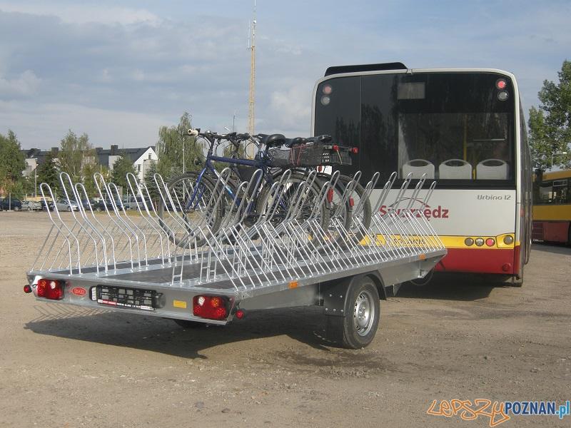 Autobusy przyjazne rowerom  Foto: powiat.poznan