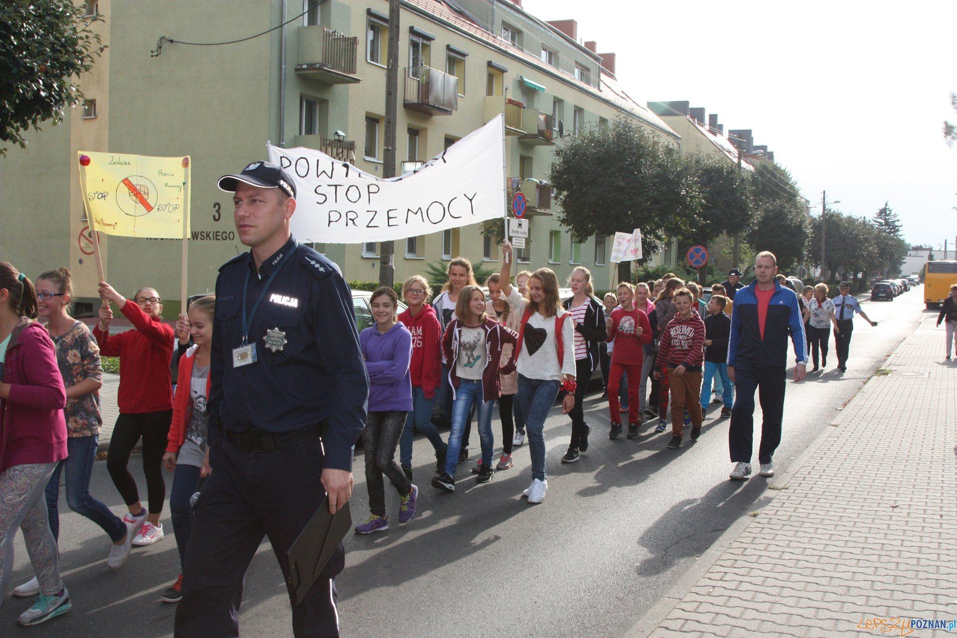 Śremski Marsz Przeciw Przemocy  Foto: