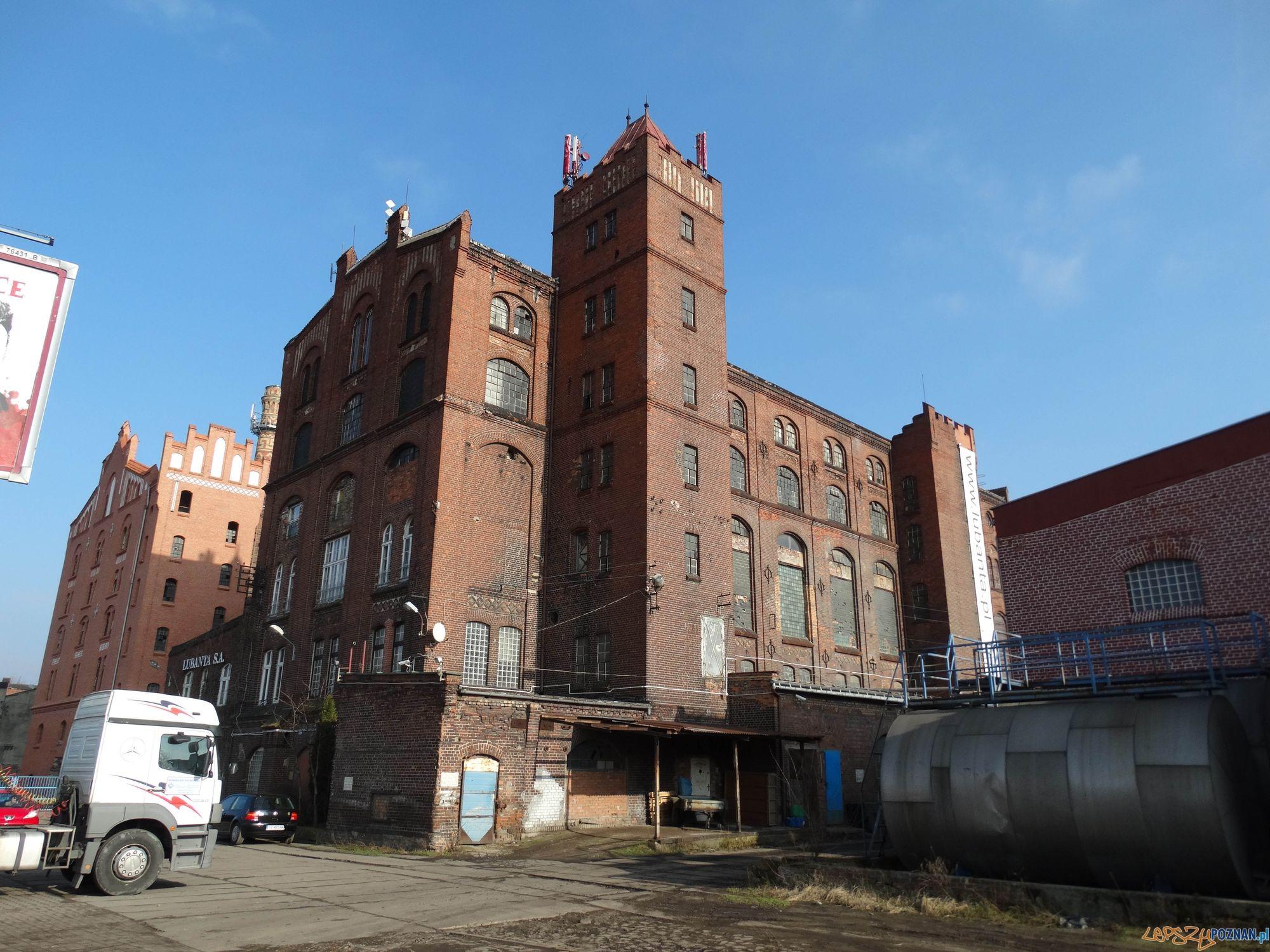 Fabryka drożdży  Foto: Wojciech Mania