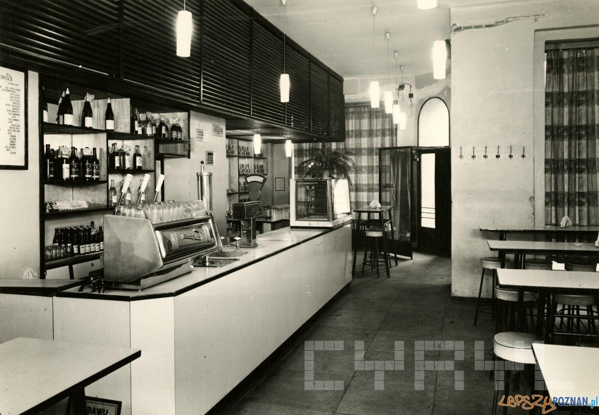 Bufet Podbipieta przy Wroclawskiej 1960-69