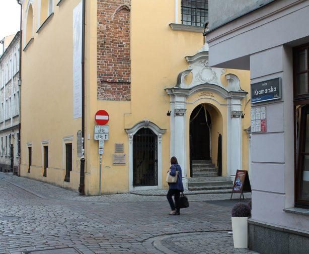 Kościółek przy ul. Żydowskiej
