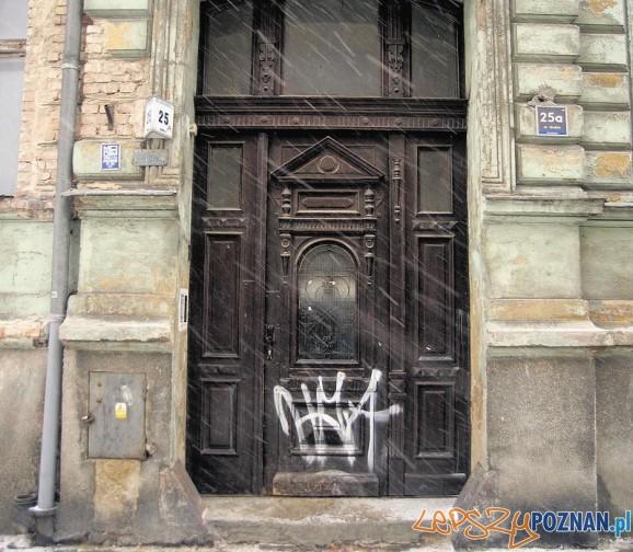 Dawna siedziba Loży Masońskiej przy Grobli