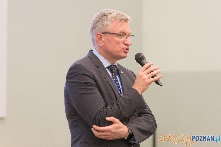 Spotkanie Prezydenta Jaśkowiaka z mieszkańcami Starego Miasta