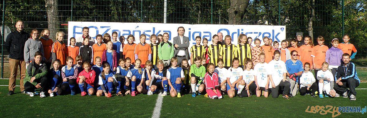 Poznańska Liga Orliczek - 2015