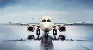 SAS - samolot skandynawskich liniilotniczych
