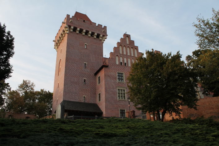 Zamek królewski na Wzgórzu Przemysła