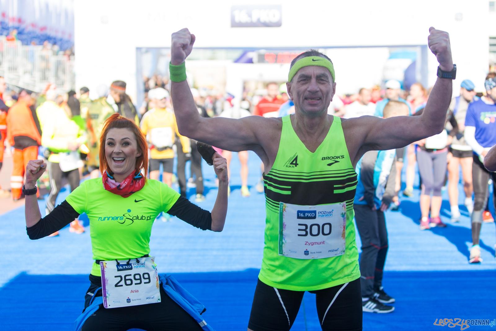16. Poznań Maraton  Foto: lepszyPOZNAN.pl / Piotr Rychter