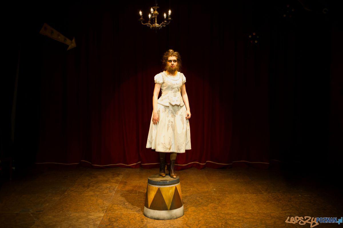 Pastrana w Teatrze Animacji  Foto: Bartek Warzecha / www.bartekwarzecha.com